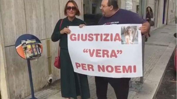 Noemi: mamma,dare 30 anni galera a Lucio