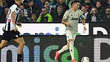 Italie: Cristiano Ronaldo buteur malgré la tempête