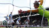 Schindler gives Huddersfield point at Burnley