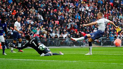 Dier gives Spurs narrow win and sends 10-man Cardiff bottom