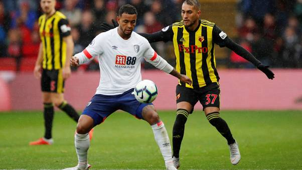 Bournemouth rout Watford as ill-discipline takes its toll