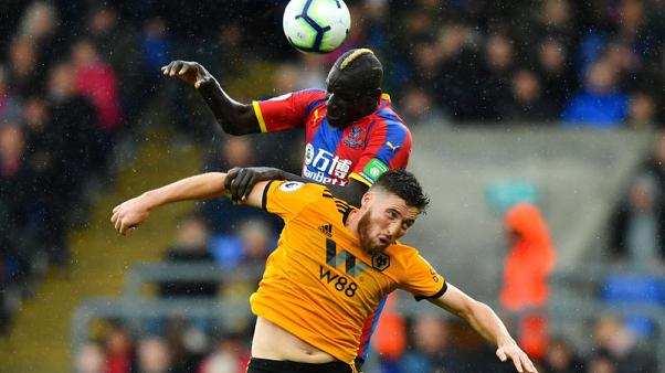 Wolves go six games unbeaten with Palace win
