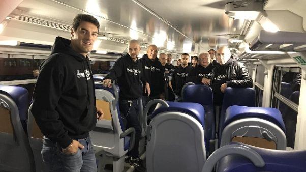 Forza Nuova: ronde su treni Bg-Mi