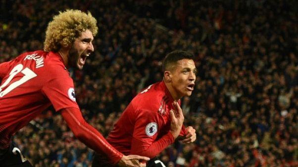 Manchester United: Sanchez offre un répit à Mourinho