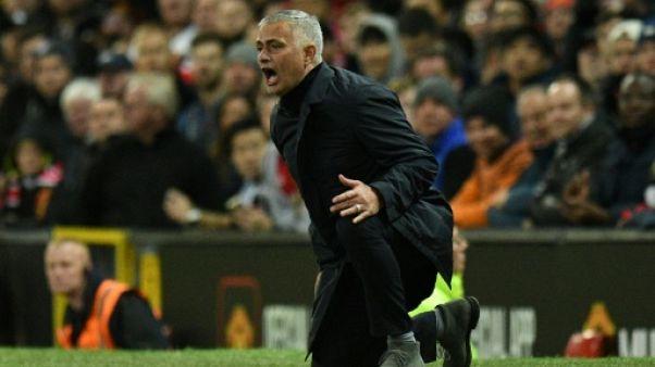 Manchester United: Mourinho se redonne de l'air