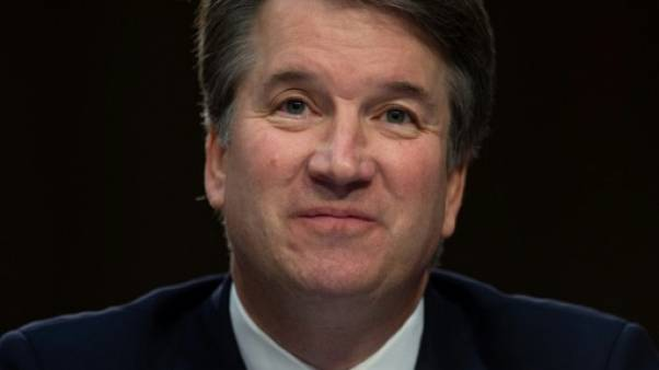 Le juge Brett Kavanaugh, le 5 septembre 2018 à Washington