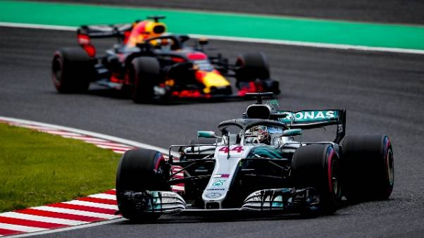 F1: Giappone, Hamilton in testa