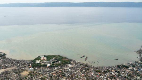 Vue de Port-au-Paix, en Haïti, le 7 mai 2016