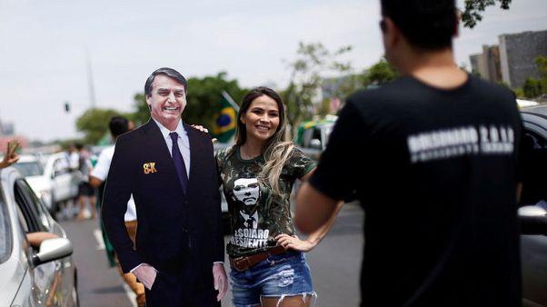 البرازيل تنتخب رئيسا ومرشح يميني يتصدر السباق