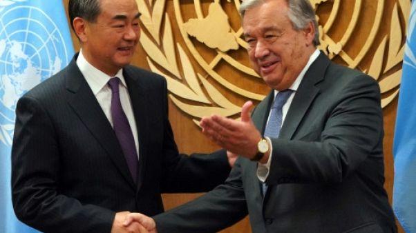 Dans une ONU divisée, la Chine trace son sillon
