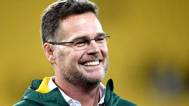 Rugby - Boks can be World Cup contenders, says Erasmus