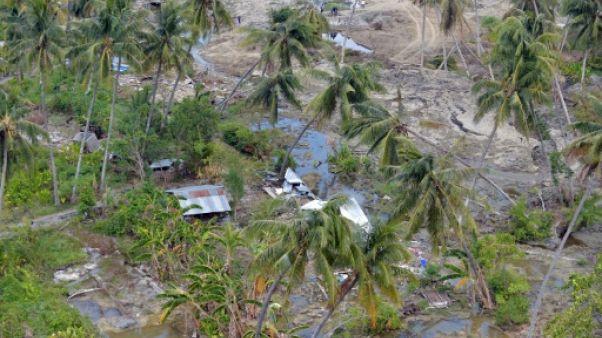 Indonésie: 5.000 personnes présumées disparues dans deux sites dévastés (autorités)