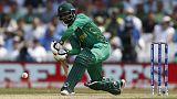Cricket - Pakistan's Hafeez hits ton as Australia toil on first day