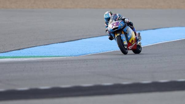 Moto:Thailandia,Marquez +77 su Dovizioso
