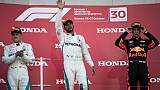 """GP du Japon: Hamilton """"espère"""" être sacré dès le prochain GP"""