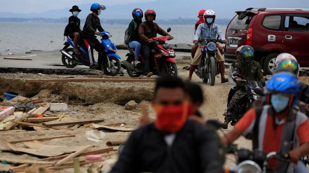 وكالة: إندونيسيا توقف البحث عن ضحايا الزلزال يوم الخميس