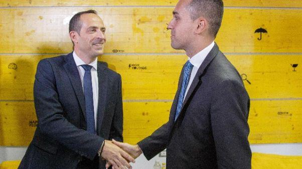 """""""Governo cambiamento pure in Basilicata"""""""