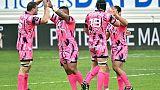 Top 14: le Stade Français s'impose en force à Castres