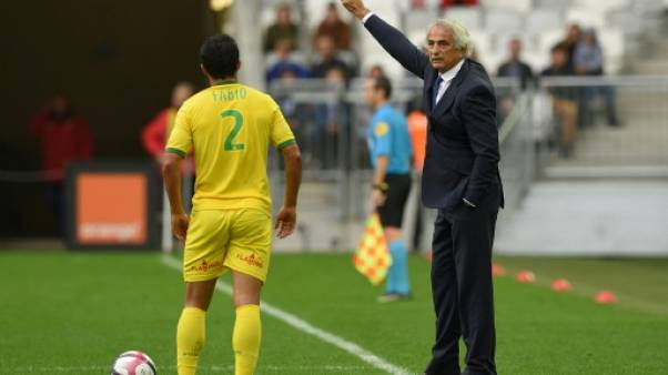 """Ligue 1: """"Coach Vahid"""" débute par un lourd revers de Nantes 3 à 0 à Bordeaux"""