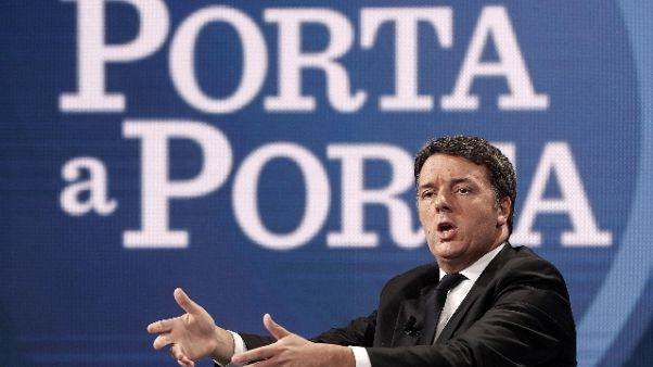 Renzi, Conte dica se concorso regolare