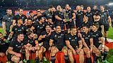 Rugby: la Nouvelle-Zélande contestée, l'Afrique du Sud et l'Argentine revivent