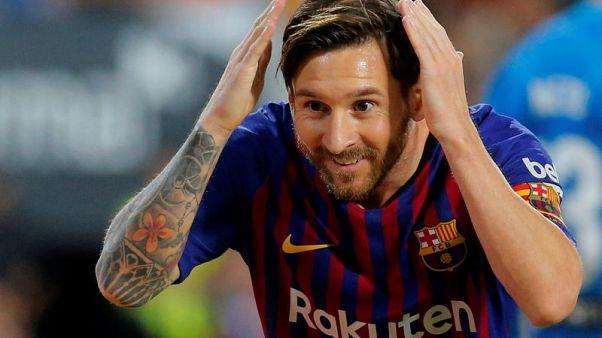 برشلونة يفقد صدارة الدوري لصالح أشبيلية بعد تعادل مثير مع بلنسية