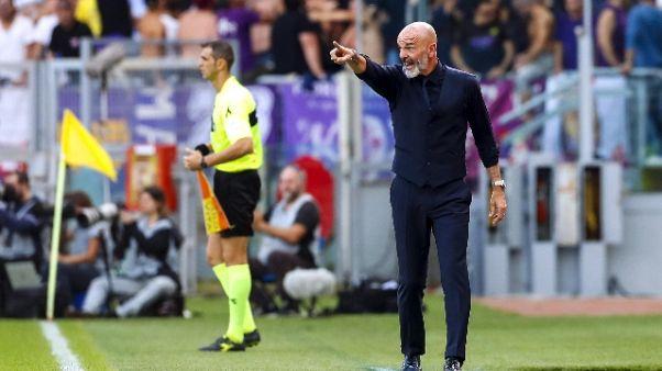 Fiorentina: Pioli, ci manca concretezza