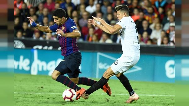 Espagne: Séville dépasse en tête un Barça au ralenti