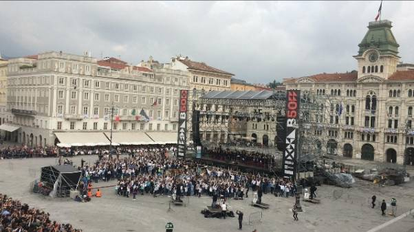 Barcolana 50: mille flauti la celebrano