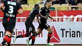 L1: Monaco, toujours en crise, vaincu à domicile par Rennes 2-1