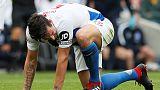England bring in defender Dunk for injured Tarkowski