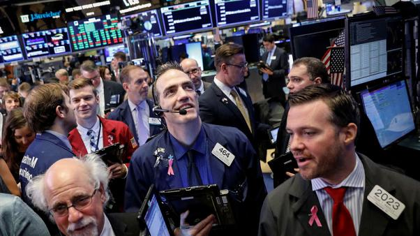 Stocks rebound but remain on track for weekly loss
