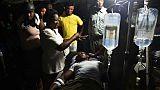 Haïti: en première ligne du séisme, l'hôpital de Port-de-Paix sans moyens ni courant