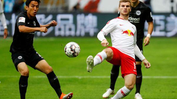 Six-goal Leipzig give hapless Nuremberg another hiding