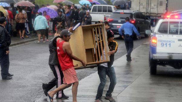 أمطار غزيرة تخلف 12 قتيلا في أمريكا الوسطى