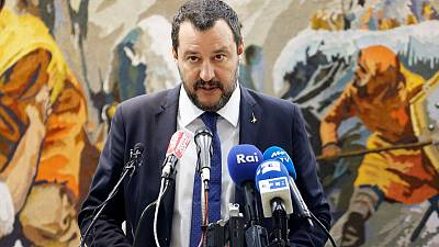 Italy Salvini says ratings agencies must be fair, euro exit not on agenda
