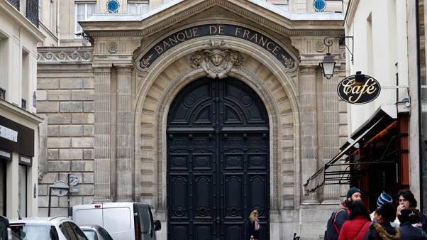 Bank of France nudges up its third-quarter GDP growth forecast for France