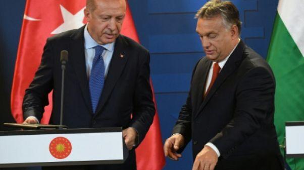 Erdogan en Hongrie, entre politique et histoire
