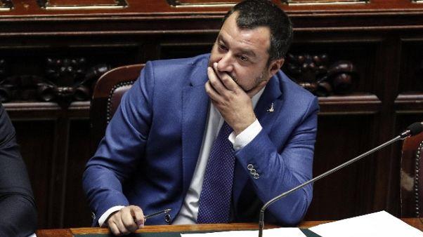 Salvini a FI, da voi niente lezioni