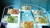 اليورو يسجل أدنى مستوى في 7 أسابيع بفعل الخلاف بشأن ميزانية إيطاليا