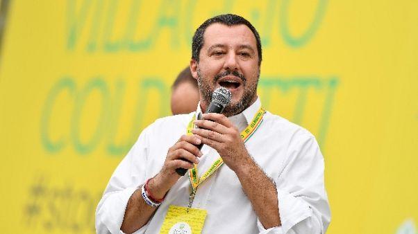 Salvini, Juncker-Moscovici nemici Ue