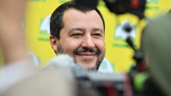 Salvini, a maggio rivoluzione buon senso