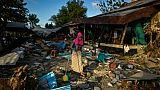 Indonésie: près de 2.000 corps découverts, les recherches se termineront jeudi