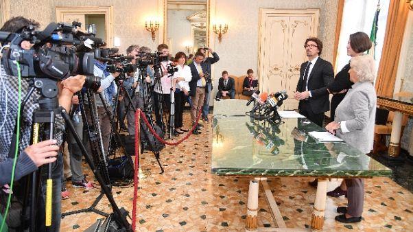Dl Genova: Toninelli, sarà migliorato