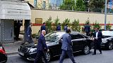 Turkey tells Saudis to prove missing journalist left consulate, U.S. urges Saudis to support inquiry