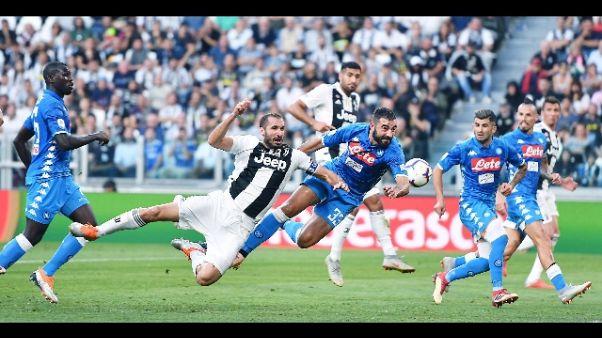 Juventus ricorre contro chiusura curva