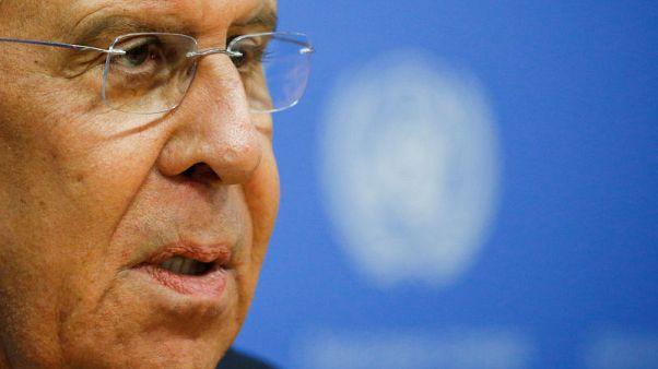 Russia's Lavrov, Iran's Zarif discuss energy cooperation - statement