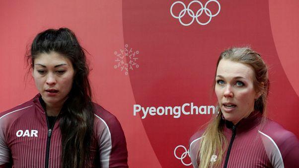 CAS lifts provisional suspension of Russian bobsledder Sergeeva