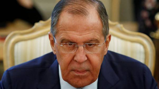 Lavrov says Russians accused of spying in Netherlands were on 'routine' trip