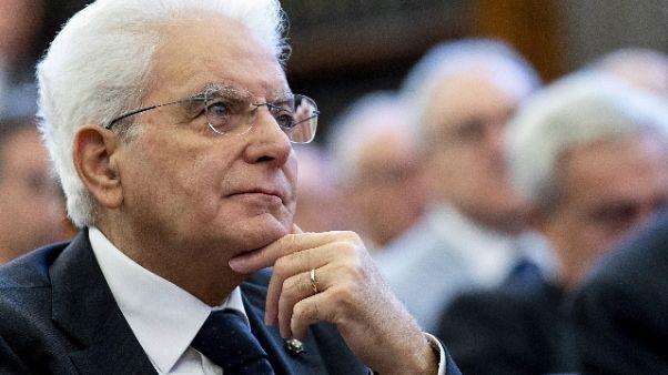 Mattarella, da Italia 26 mln emigranti